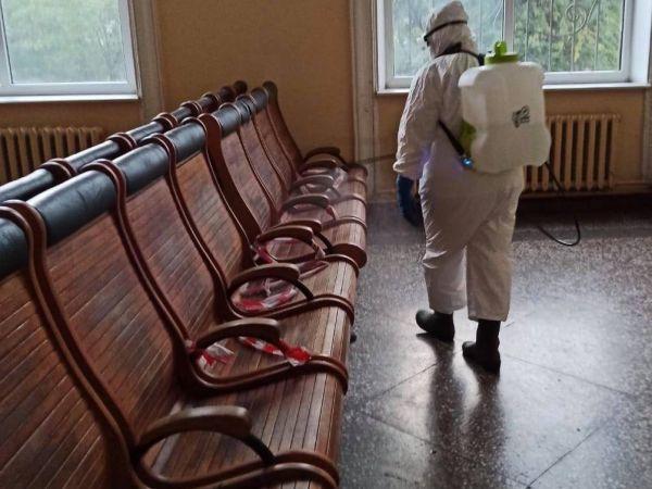 Голова ОДА Андрій Назаренко закликає берегтись від коронавірусу