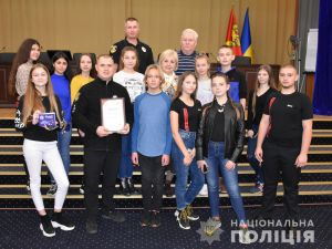 У Кропивницькому діти завітали на екскурсію в Головне управління поліції області
