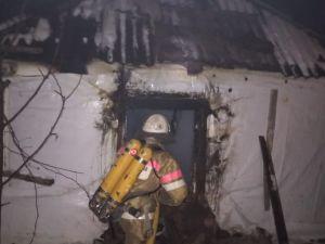 Кіровоградщина: У Новомиргороді на пожежі загинув чоловік