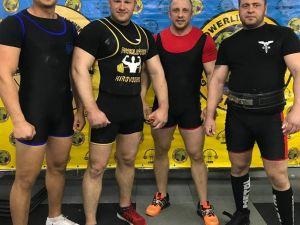 Правоохоронці з Кіровоградщини зайняли призові місця у змаганнях з пауерліфтингу