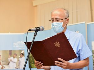 Кропивницький: Консул КНР відкрив фотовиставку «Прагнення до кращого життя»