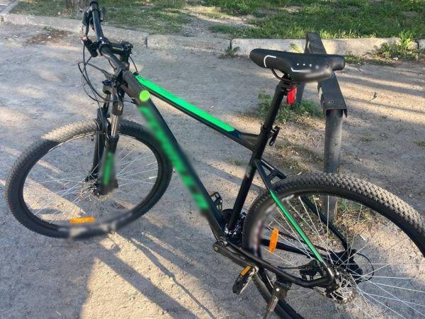 Кропивницький: На Соборній затримали викрадача велосипеда