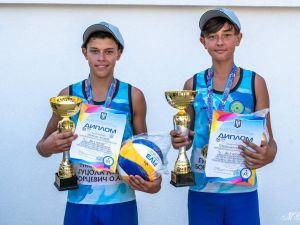 Кропивницький волейболіст переміг на відкритому Кубку Києва