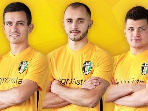 Кіровоградщина: «Олександрія» поповнила склад трьома новими гравцями