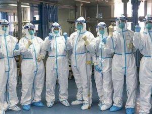Кропивничани запустили флешмоб на підтримку медиків