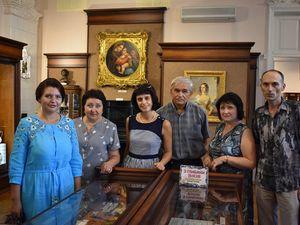 У краєзнавчому музеї відкрили виставку артефактів з колекції Ільїна
