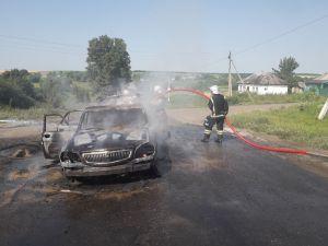 На Кіровоградщині вогнеборці приборкали шість пожеж