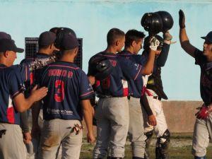 Бейсбольні команди нашого міста виборюють золото та бронзу