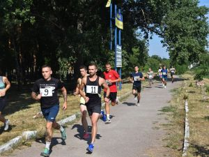 Кропивницькі рятувальники здобули «срібло» в змаганнях з легкоатлетичного кросу