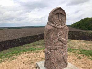 Кіровоградщина: На Литу могилу відкрита екскурсія для відвідувачів (ФОТО)