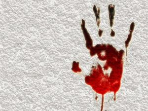 На Кіровоградщині п'яний чоловік розрубав сокирою голову дружини