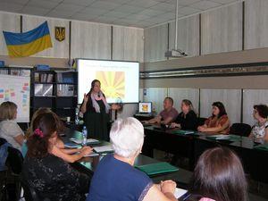 На Кіровоградщині переселенців навчали фінансової грамотності