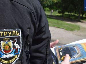 На Миколаївці зупинили авто без номерних знаків