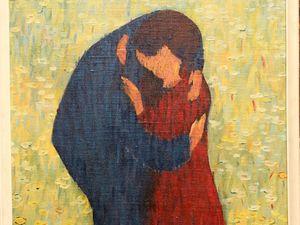 """У Кропивницькому презентували експозицію """"Поцілунок крізь мистецтво: вияв ніжності та тепла""""(ФОТО)"""