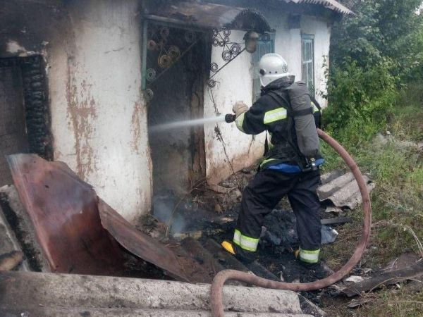 Впродовж доби на Кіровоградщині вогнеборці приборкали три пожежі