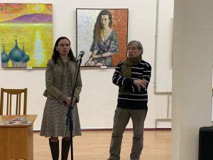 У Кропивницькому відкрилася виставка до ювілею київського художника (ФОТО)
