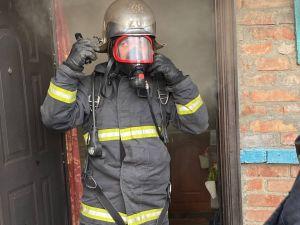 На Кіровоградщині у пожежі загинув тридцятирічий чоловік