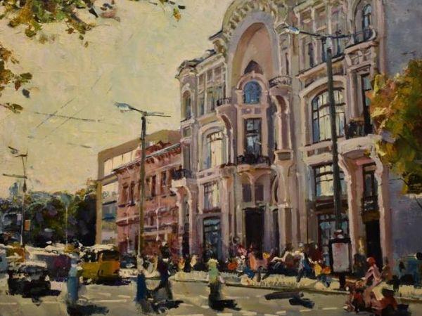 Київська художниця презентує у Кропивницькому свою виставку