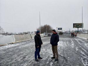 Проїзд по Клинцівському мосту у Кропивницькому відновлено