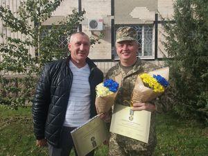 До Дня захисника відкрили пам'ятний знак на честь загиблих військових
