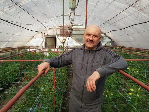 Рівень життя суспільства можна визначити за його спроможністю купити собі квіти – Віктор Чорноліс