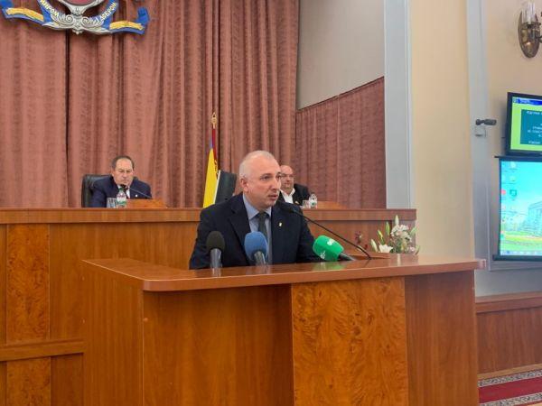 Кропивницький: Депутат-націоналіст коментує звернення міської ради до ВР (ВІДЕО)