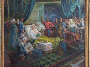 У Кропивницькому Музей мистецтв представив виставку однієї картини