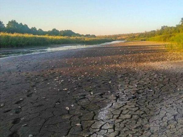 Кіровоградщина: Чому міліє річка Інгул?