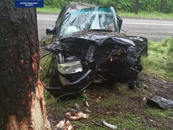 На дорогах Кіровоградщини у цьому році загинуло 23 людини