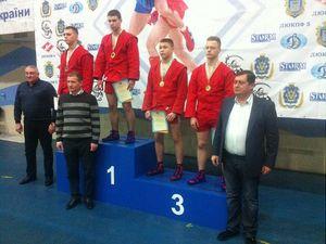 Юний самбіст із Кропивницького став бронзовим призером чемпіонату України