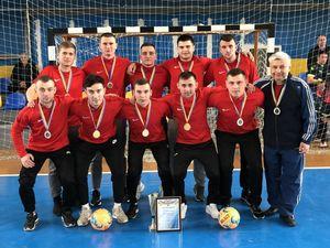 Рятувальники з Кіровоградщини вибороли «срібло» на Чемпіонаті України з футзалу