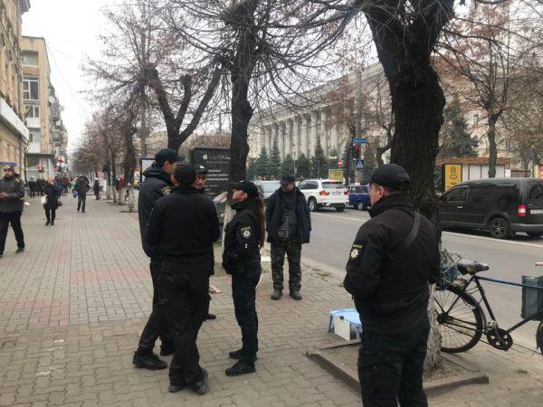 """""""Підірву тебе, себе і всіх навкруги"""": У Кропивницькому торгівець погрожував підірвати спецінспекторів"""