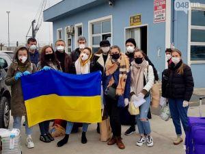 З Туреччини до України прибув паром з 35 українцями на борту