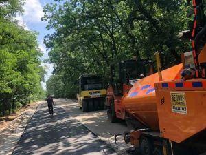 Кіровоградщина: Ремонтується траса на Веселі Боковеньки