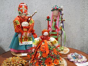 Кропивницький: Центр народної творчості запрошує на виставкиу клубу народних ремесел «Ниточка»