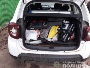 На Кіровоградщині арештували чоловіка, який обікрав клуб