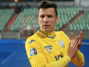 Футболіст з Кіровоградщини приніс перемогу збірній України в FIFA 20