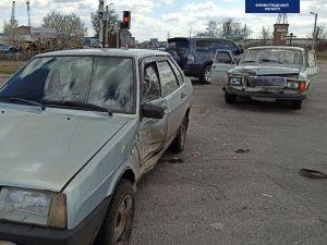 Кропивницький: За містом зіткнулися дві автівки