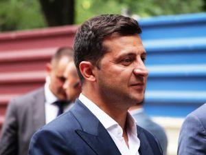 У Кропивницькому Володимир Зеленський вшанував хвилиною мовчання загиблих у війні на Донбасі