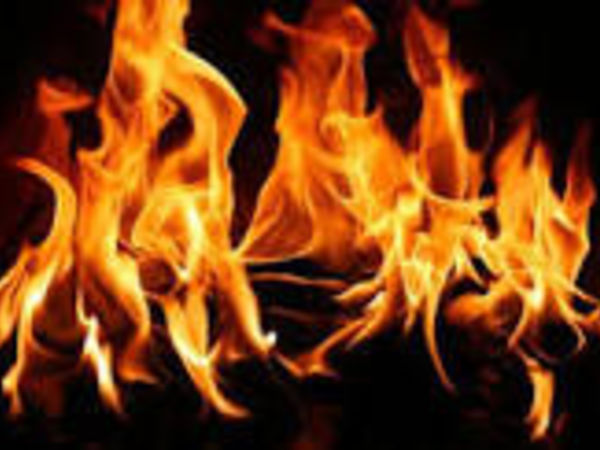 На Кіровоградщині під час пожежі загинула пенсіонерка
