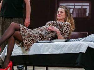 Завтра у Кропивницькому  представлятимуть лірико-еротичну комедію про кохання