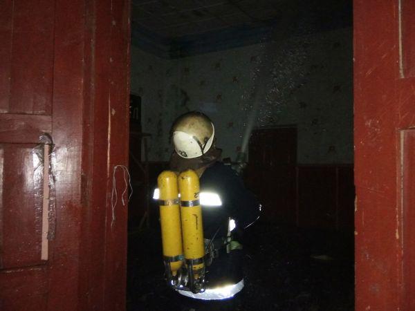Минулої доби рятувальники Кіровоградщини загасили покинуті будівлі