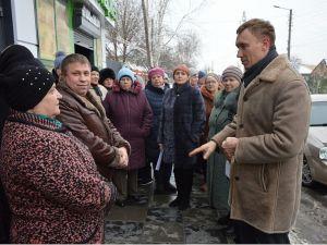 Депутати місцевих рад звітують перед містянами