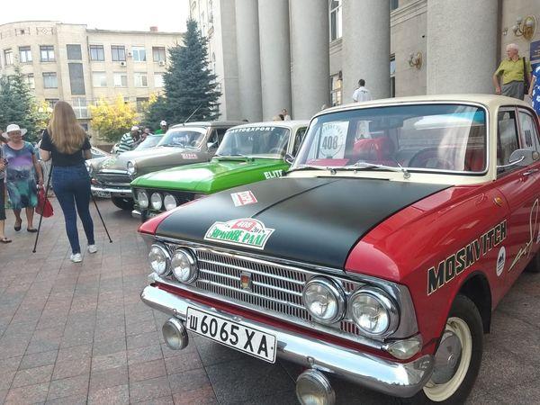 """""""Зіркове ралі"""" вже у Кропивницькому (ФОТО)"""