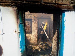 У Кіровоградській області під час пожежі загинуло троє дітей (ФОТО)