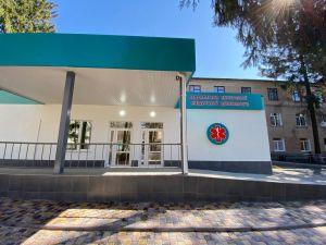 На Кіровоградщині запрацювало нове приймальне відділення