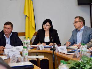 Які питання розглядатимуться на сесії Кіровоградської обласної ради?