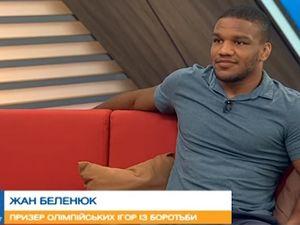 Прыжок с парашютом, футбол и спарринги с Ломаченко: Жан Беленюк рассказал, как готовится к Европейским играм