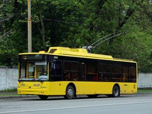 У Львові можна безкоштовно здобути професію «водій тролейбуса»