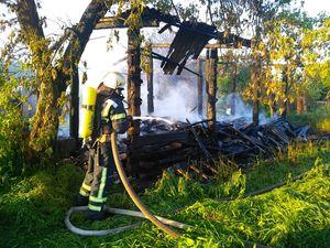 Кіровоградська область: Рятувальники приборкали три пожежі